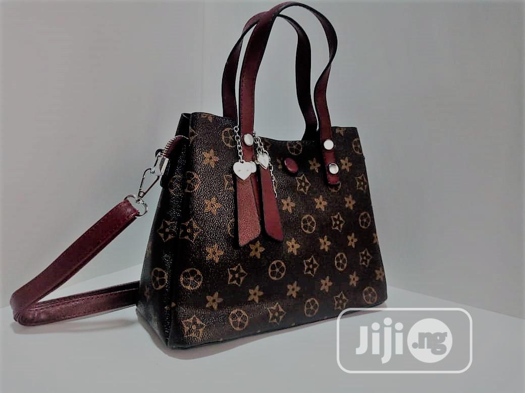 Fashionable Women Leather Tote Bag