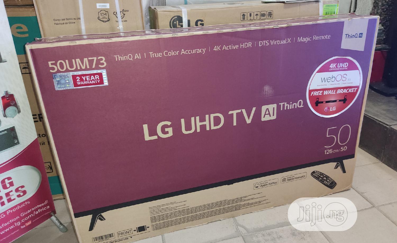 LG 55'' 4K UHD Smart Satellite TV+Netflix, Apple Airplay