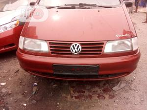 Volkswagen Sharan 2005 Red | Cars for sale in Lagos State, Apapa