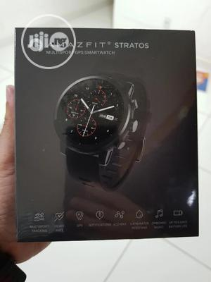 Amazfit Stratos 2 | Smart Watches & Trackers for sale in Lagos State, Alimosho