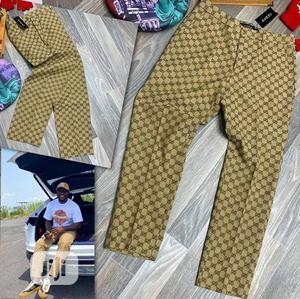 Original Gucci Trouser Now Available In Store   Clothing for sale in Lagos State, Lagos Island (Eko)