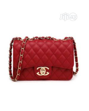 Trendy Chanel Quilted TOP QUALITY Ladies Leather Handbag | Bags for sale in Lagos State, Kosofe