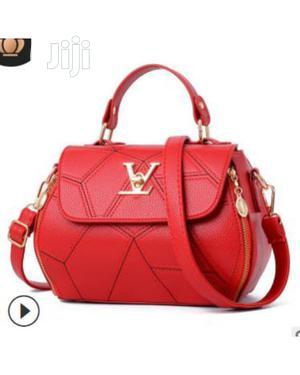 Louis Vuitton Portable Top Quality Branded Midi Handbag | Bags for sale in Lagos State, Kosofe