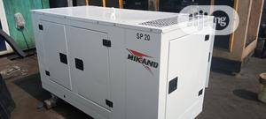 1 Year Old 20KVA Mikano Soundproof Perkins Gen Highest Grade   Electrical Equipment for sale in Rivers State, Port-Harcourt