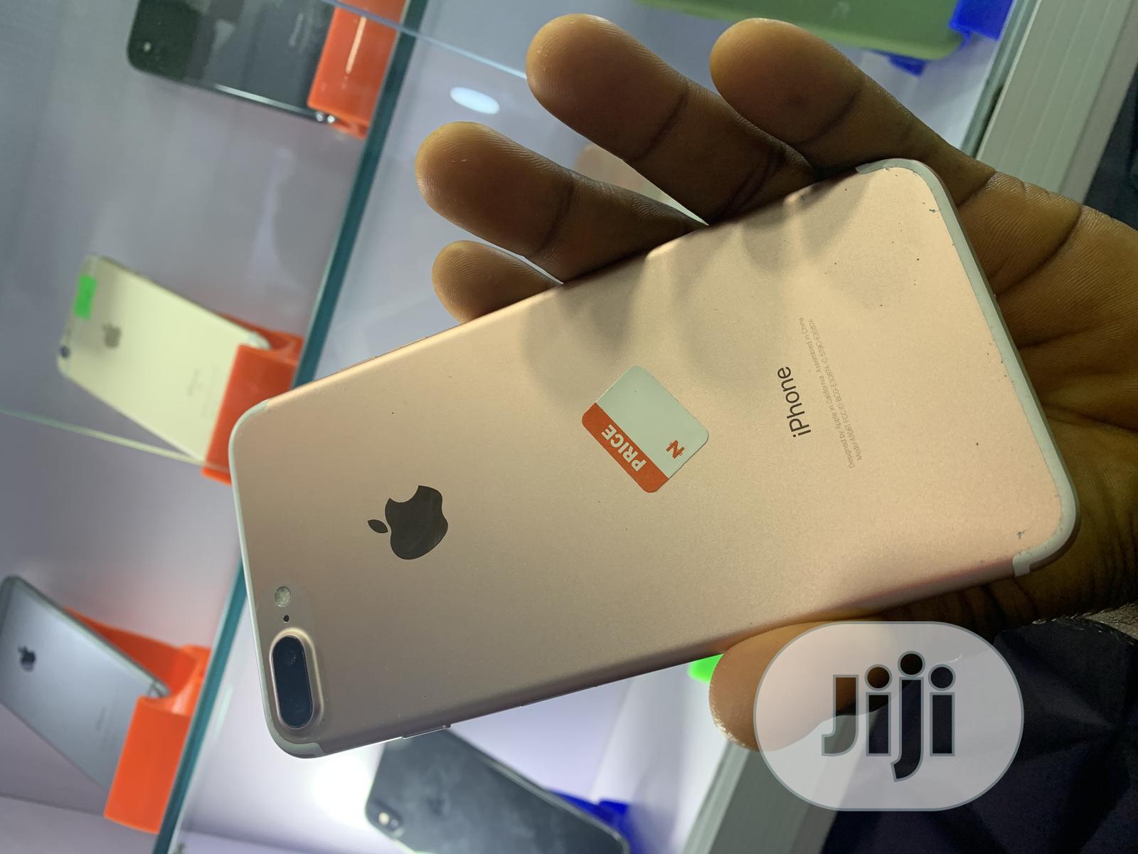 Apple iPhone 7 Plus 256 GB Gold | Mobile Phones for sale in Ikeja, Lagos State, Nigeria