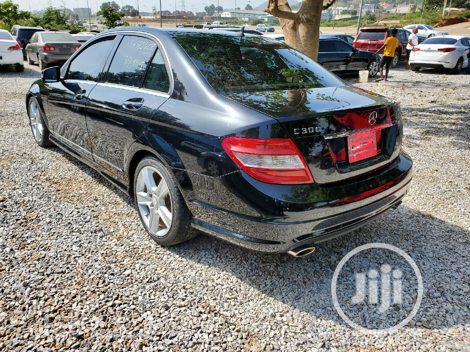 Mercedes-Benz C300 2010 Black | Cars for sale in Gwarinpa, Abuja (FCT) State, Nigeria