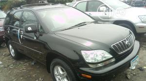 Lexus RX 2003 Black   Cars for sale in Lagos State, Apapa
