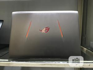 Laptop Asus ROG GL502VS 16GB Intel Core I7 SSD 1T | Laptops & Computers for sale in Lagos State, Ikeja
