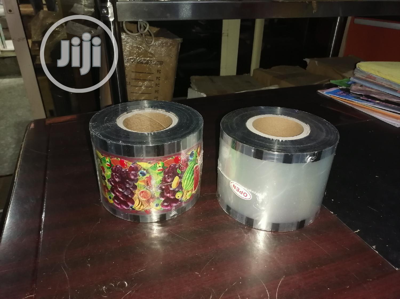 Cup Sealing Machine Nylon