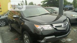 Acura MDX 2009 Black   Cars for sale in Lagos State, Apapa