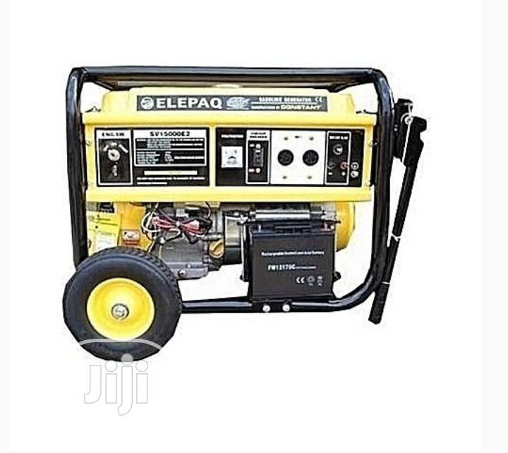 Archive: Elepaq 10kva Generator- SV 25000E2