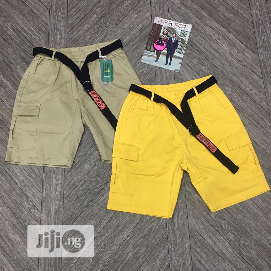Archive: Designer Shorts