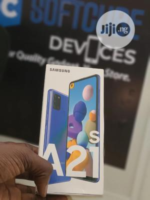 New Samsung Galaxy A21s 64 GB Blue | Mobile Phones for sale in Osun State, Osogbo