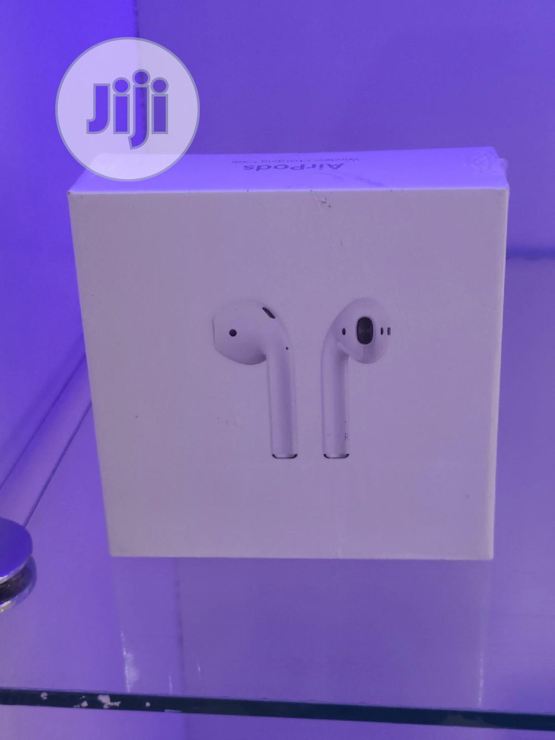 Airpods 2 Wireless Charging