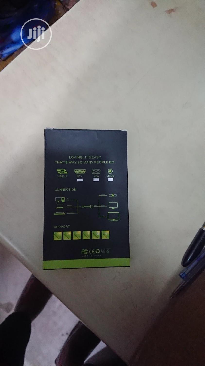VGA To Hdmi Adapter | Computer Accessories  for sale in Ikeja, Lagos State, Nigeria