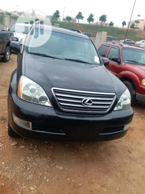 Lexus GX 2004 Black   Cars for sale in Lagos State, Magodo