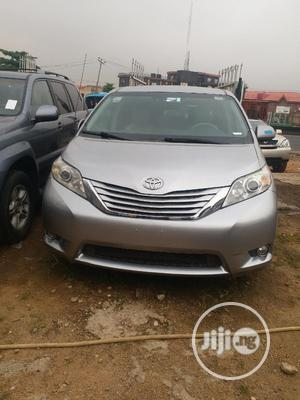 Toyota Sienna 2012 Silver | Cars for sale in Lagos State, Magodo