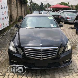 Mercedes-Benz E350 2011 Black | Cars for sale in Lagos State, Magodo