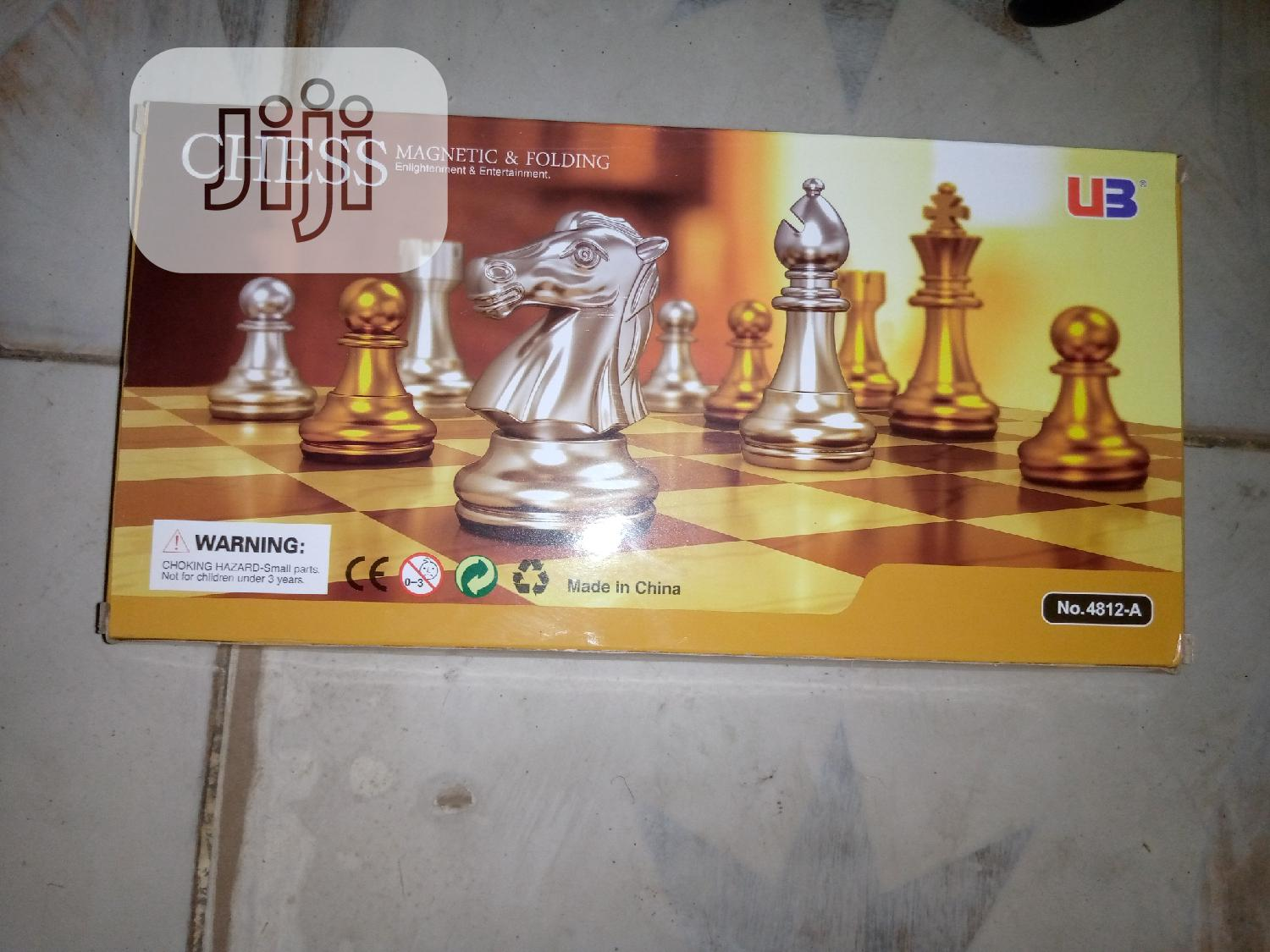 Chess Game | Books & Games for sale in Surulere, Lagos State, Nigeria