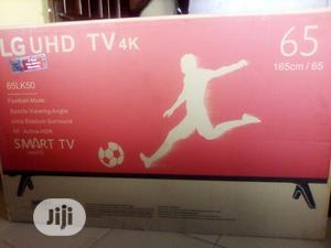 LG 65 Inches Smart TV | TV & DVD Equipment for sale in Lagos State, Alimosho