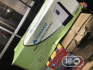 Yohako 2.5kva 24vos Inverter Available | Solar Energy for sale in Lagos State, Ajah