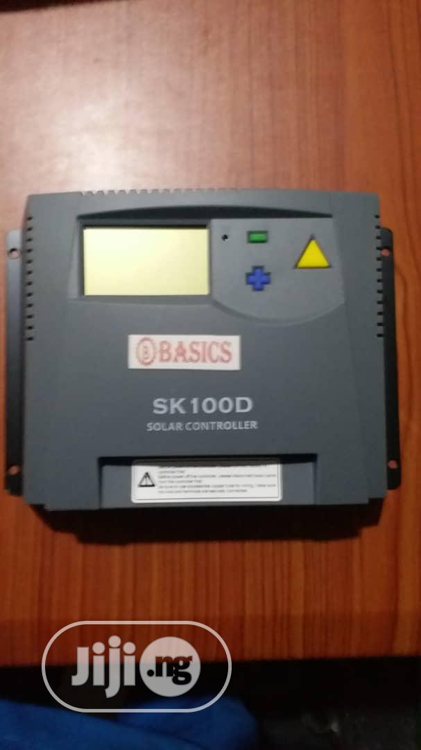 24v/48v 100ah Charger Controller | Solar Energy for sale in Ojo, Lagos State, Nigeria