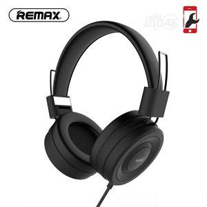 Remax Rb 725HB Bluetooth Headphone   Headphones for sale in Lagos State, Ikeja