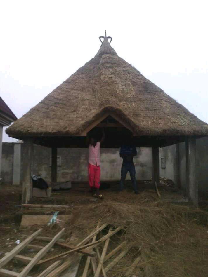 Everlasting Gazebo Bush Bar Hut | Garden for sale in Ikoyi, Lagos State, Nigeria