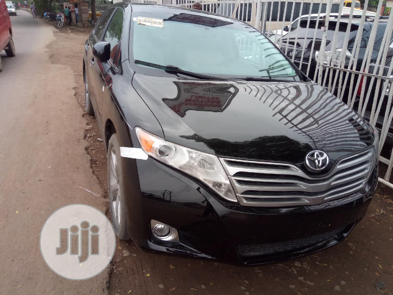 Toyota Venza 2009 V6 Black | Cars for sale in Isolo, Lagos State, Nigeria