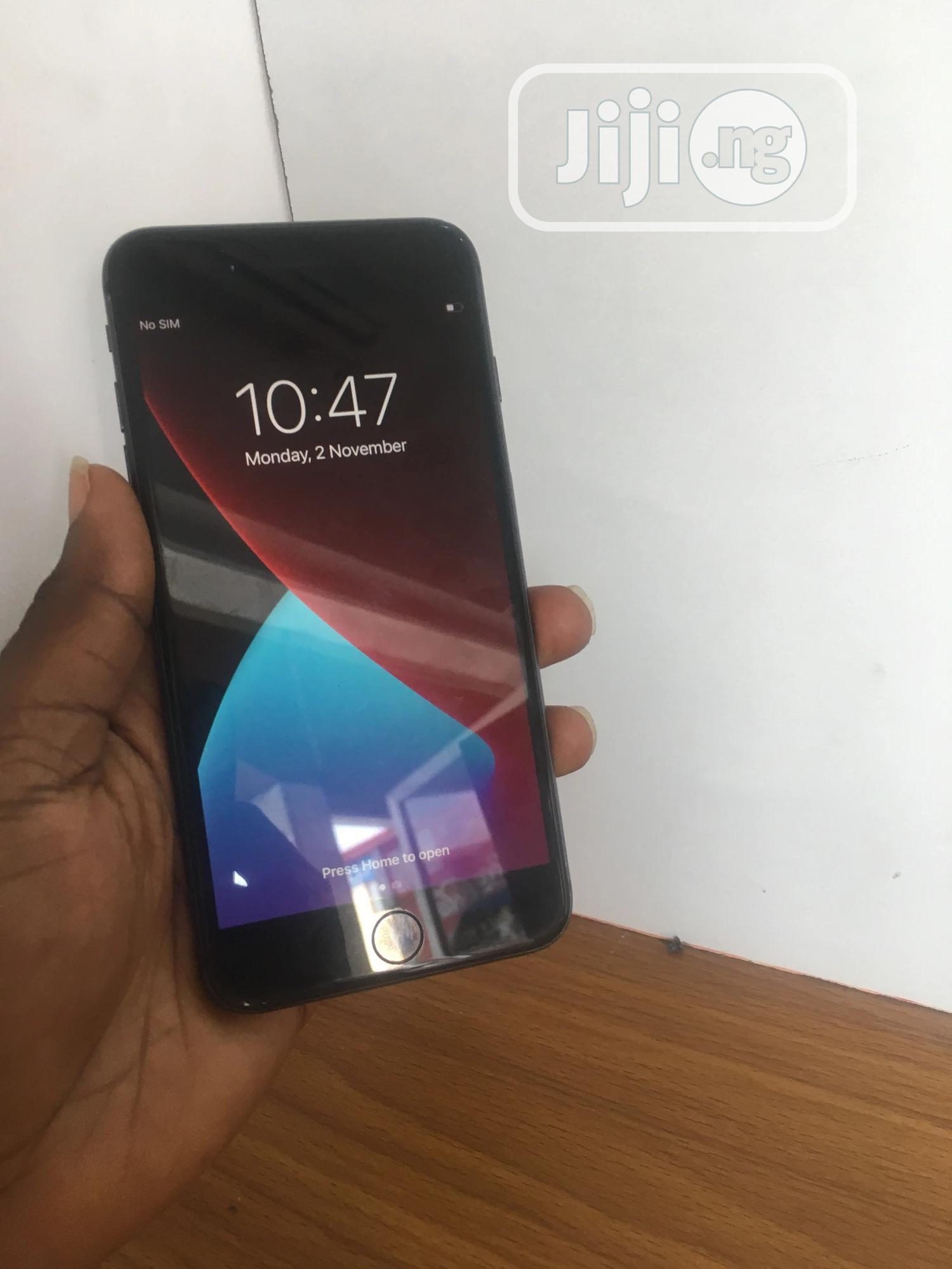 Apple iPhone 8 Plus 64 GB Black   Mobile Phones for sale in Wuse 2, Abuja (FCT) State, Nigeria
