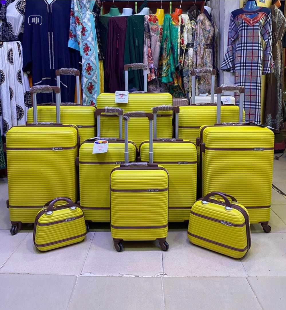 Pure Quality Set Of 10 Luggage