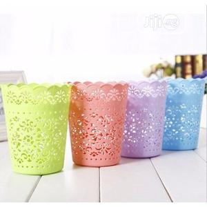 Set Of 4 Colourful Waste Bins | Home Accessories for sale in Lagos State, Lagos Island (Eko)