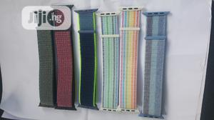 Woven Nylon Band For Apple Watch 42 / 44mm Strap   Accessories for Mobile Phones & Tablets for sale in Lagos State, Ikeja