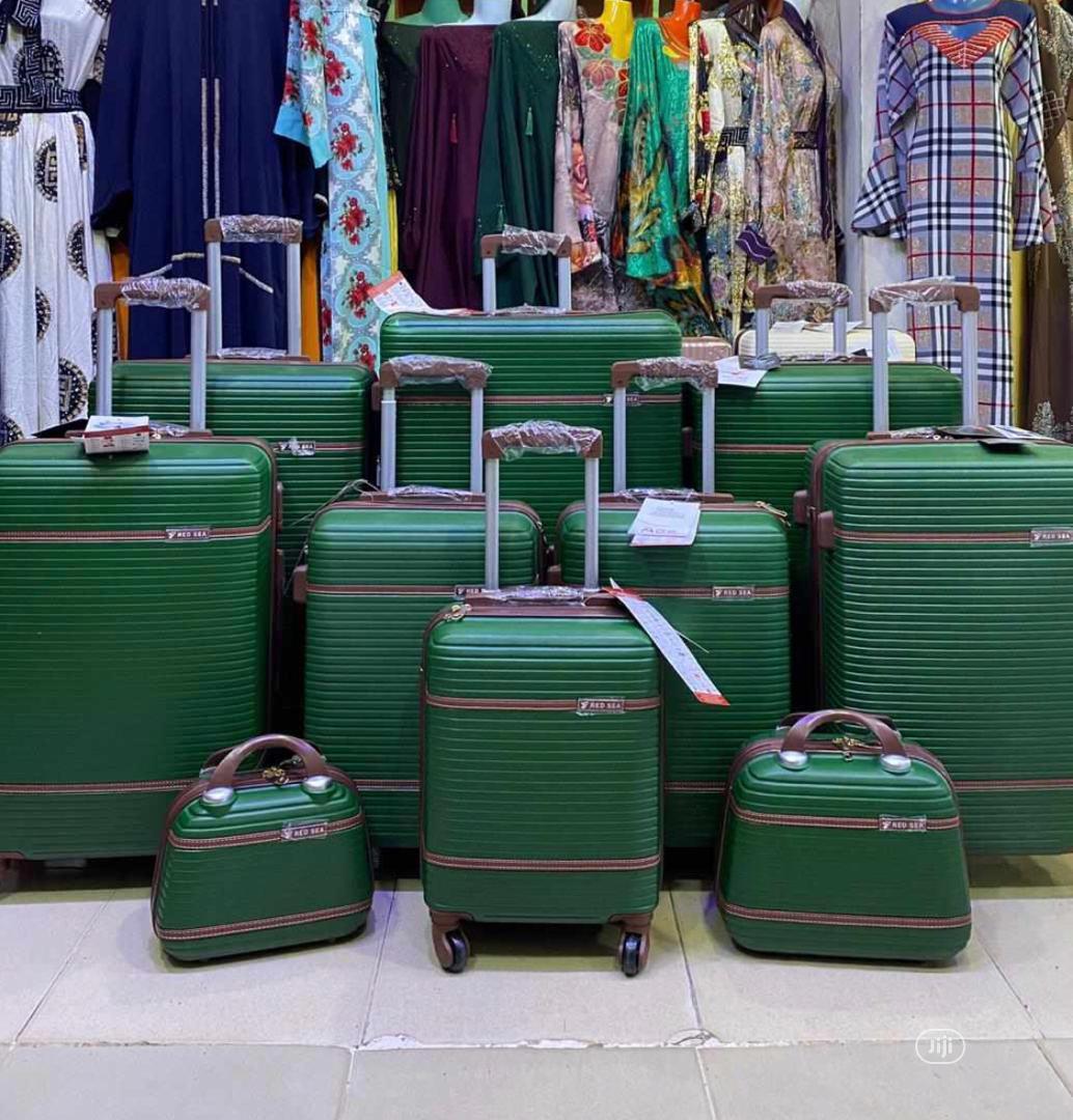Pure Quality Set Of 10 Luggage   Bags for sale in Lagos Island (Eko), Lagos State, Nigeria