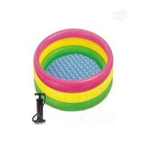 Intex Kids Swimming Pool And Pump | Sports Equipment for sale in Lagos State, Lagos Island (Eko)