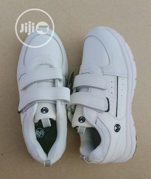 Bubble Gummers White Sneakers | Children's Shoes for sale in Lagos State, Lagos Island (Eko)