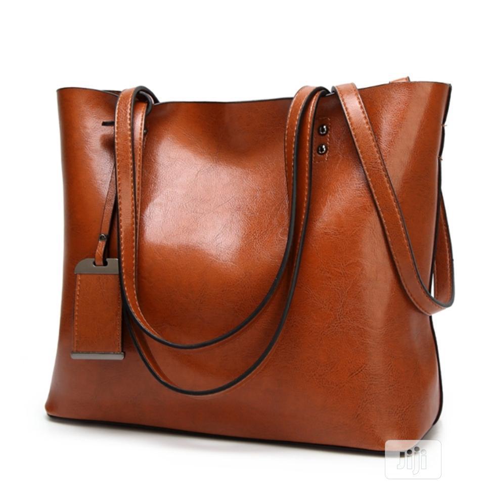 Women Large Fashion Leather Handbag