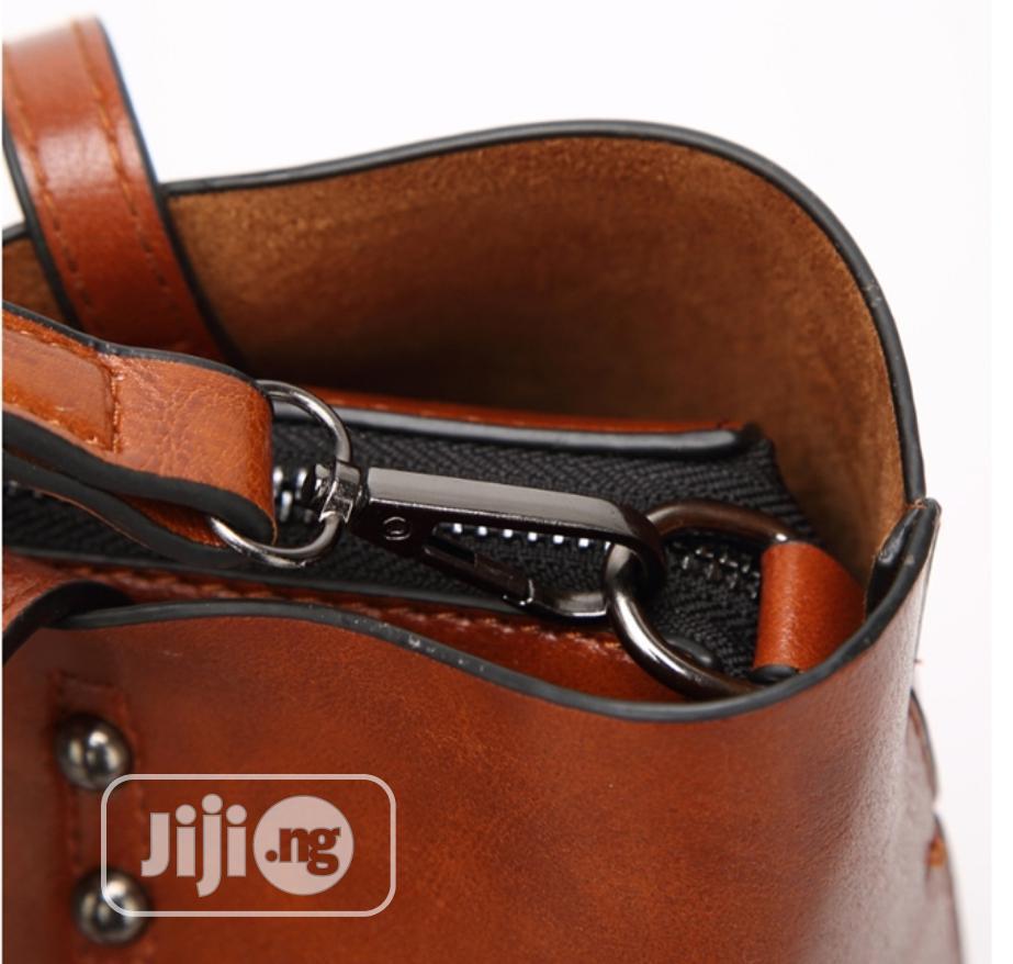 Women Large Fashion Leather Handbag | Bags for sale in Lekki, Lagos State, Nigeria