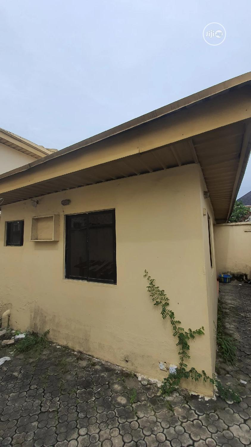 Spacious Boys Quarter Bungalow With Kitchen And Bathroom | Houses & Apartments For Rent for sale in Ikota, Lekki, Nigeria