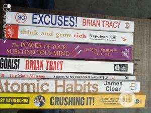 Collection Of 7 Powerful Books   Books & Games for sale in Lagos State, Yaba