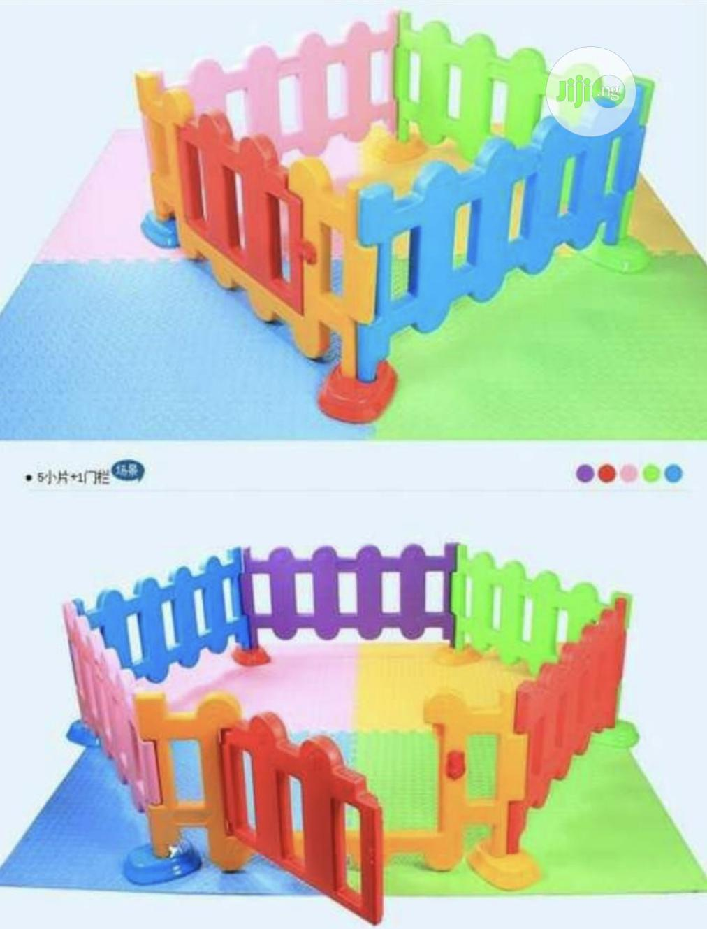 Kids Fence for Toddlers( Playground Fence)
