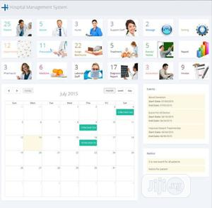 Hospital Management System Development Web Solution | Computer & IT Services for sale in Lagos State, Lekki