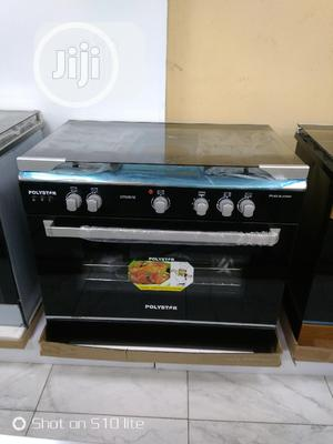 Polystar 5 Burner Cooking Gas Ignition With Oven +Anti -Rust   Kitchen Appliances for sale in Lagos State, Ojo