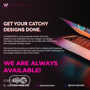 Graphics Designer | Computing & IT CVs for sale in Lagos State, Ajah