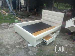 4.5 by 6 Bed Frame   Furniture for sale in Lagos State, Lekki