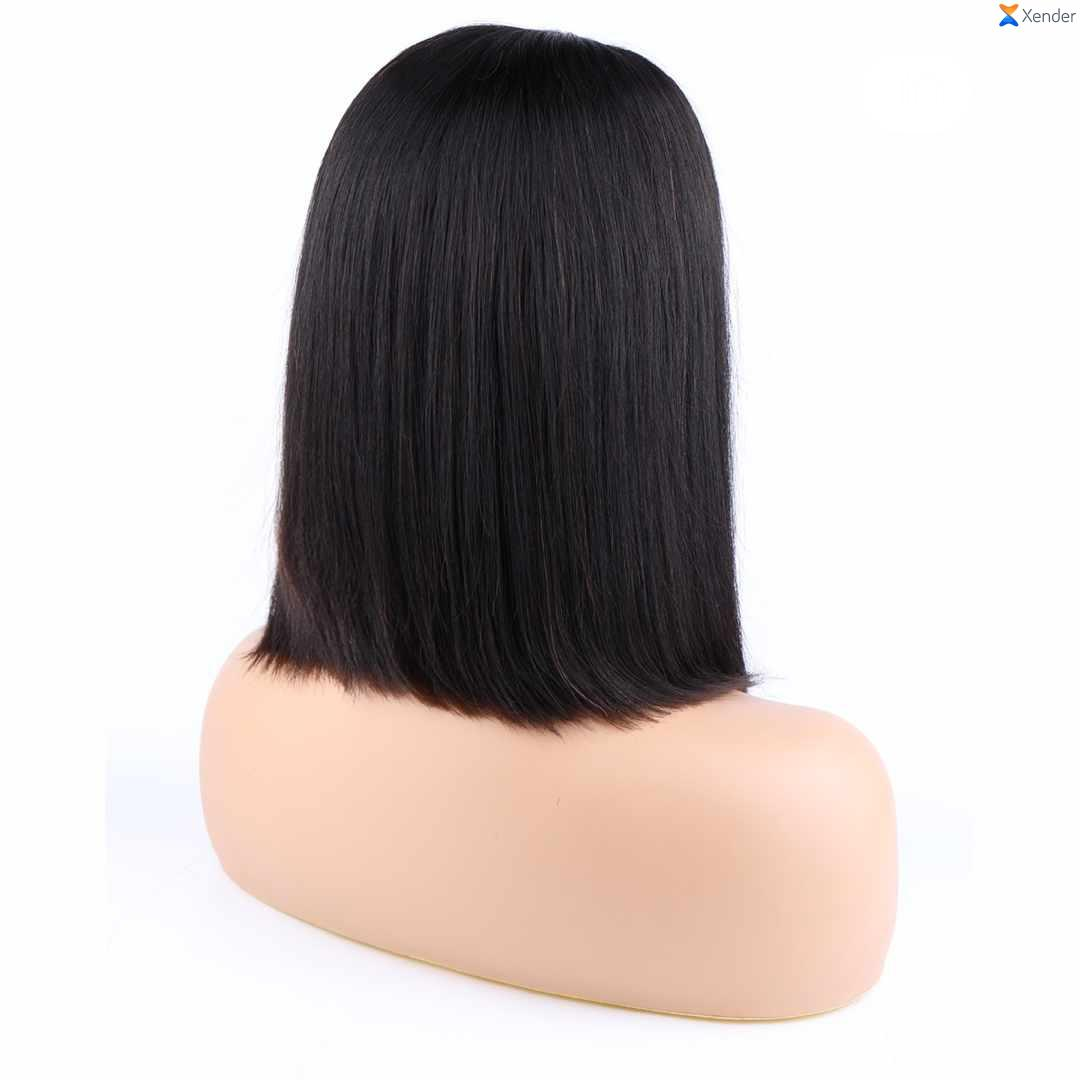 Silky Double Drawn Hair Wig(3 Bundle ➕ Closure) | Hair Beauty for sale in Central Business Dis, Abuja (FCT) State, Nigeria
