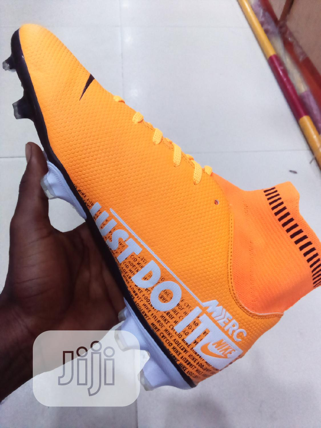 Ankle Boot Nike Boot Just Do It | Shoes for sale in Ojota, Lagos State, Nigeria