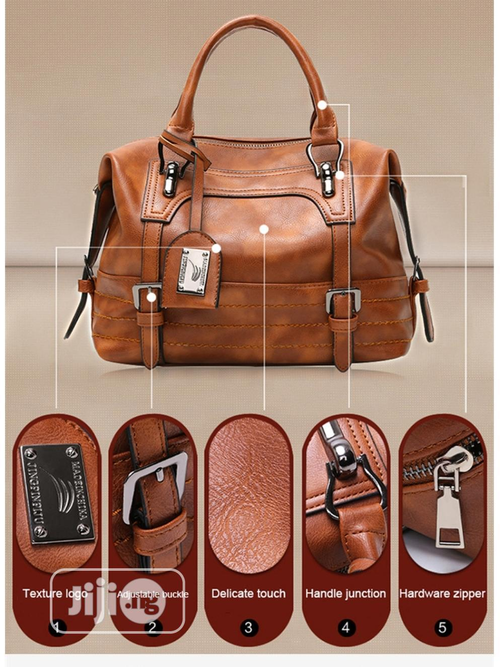 Latest Fashion Leather Handbag | Bags for sale in Lekki, Lagos State, Nigeria