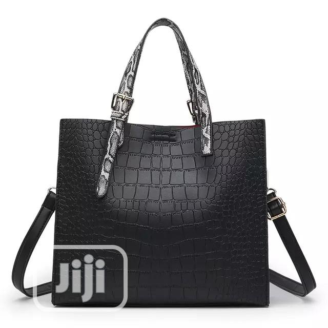 Trendy Ladies Leather Handbag | Bags for sale in Lekki, Lagos State, Nigeria