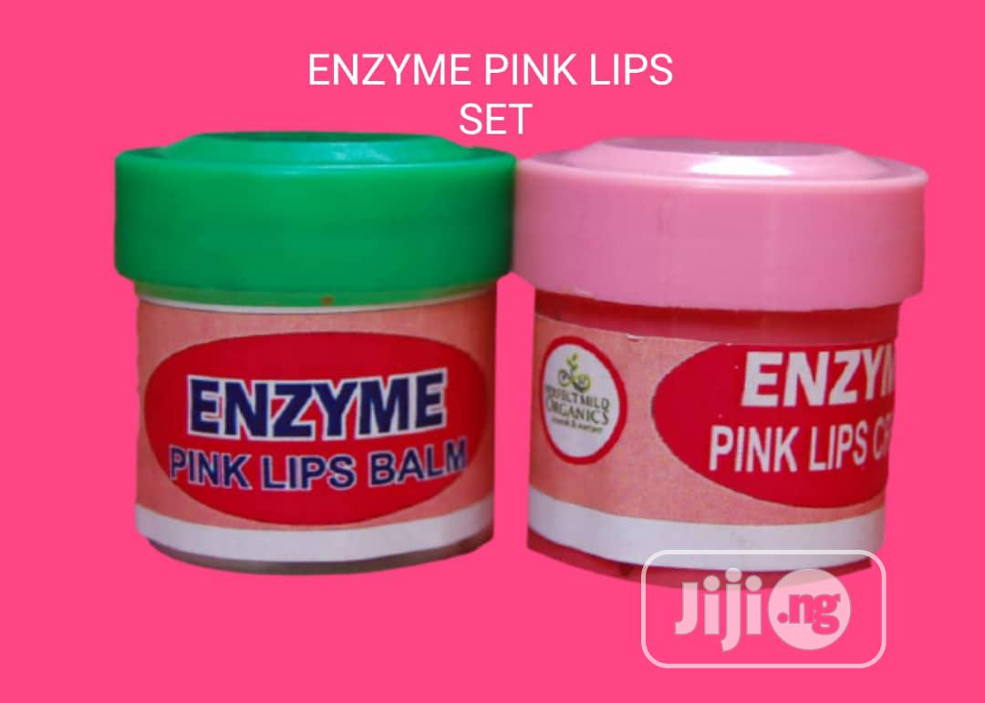 Archive: Enzymes Pink Lips Balm